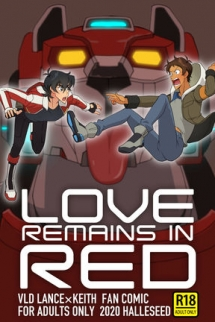 Love Remains in Red